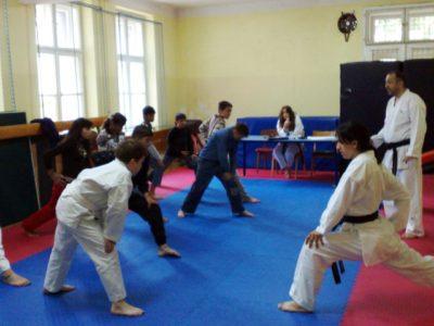 """Karate sekcija KK """"JEDINSTVO"""""""